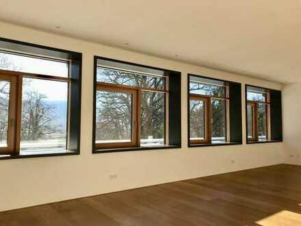 Murnau - Seidlpark: Außergewöhnliche Loftwohnung in außergewöhnlicher Lage!