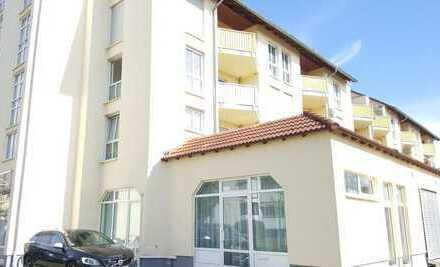 Provisionsfreier Verkauf gepflegte 2-Zimmer Wohnung mit Balkon und TG