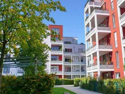 Exklusive, neuwertige 2-Zimmer-Wohnung mit Balkon in Düsseldorf | Sternwartstraße | ID. STE66B