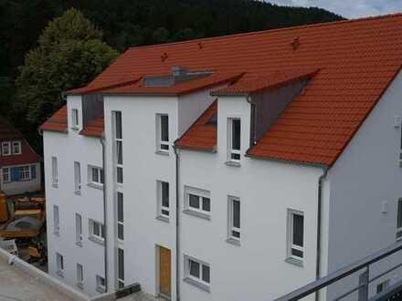ETW 18/Haus C * Schicke 2-Zi.-Wohnung mit Terrasse und Gartenanteil + 18000 Zuschuss vom Staat!