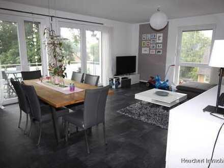 Moderne 4 Zi Wohnung mit Balkon in Sassenburg-Westerbeck