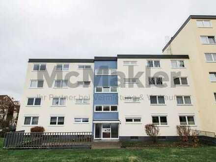 Gepflegtes Zuhause für Familien - Schöne 4-Zimmer-Wohnung mit 2 Balkonen in Rheinnähe!