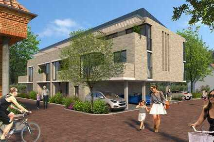 Altersgerecht: Neubauwohnung in Spitzenlage nah am Eckernförder Hafen *Provisionsfrei*