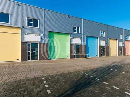 Gewerbeflächen, Lagerhallen mit Industrieboden & Rampen | Büros