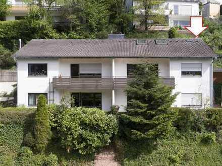 Hübsche Doppelhaushälfte in HD-Ziegelhausen