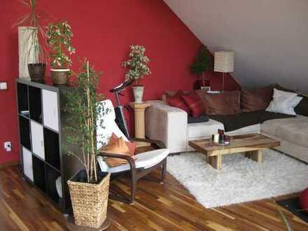 Schöne, große, luxuriöse 3 Zimmer Wohnung in der Lerchenau zur Untermiete von 2 Zimmern ab MItte Sep