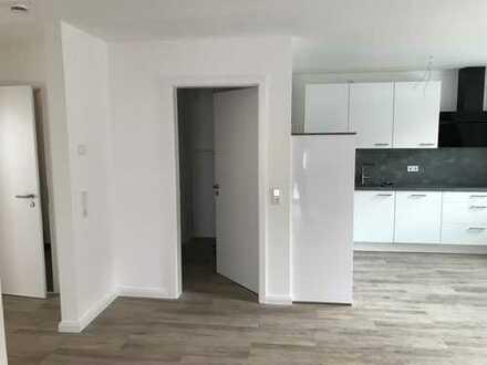 Neubau - 2 Zi. mit Terrasse- ca. 75 m2 - Haststedt/Peterswerder