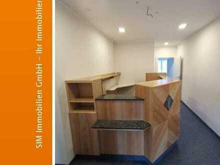 Ansprechende Büro- und Praxisräume sofort zu mieten
