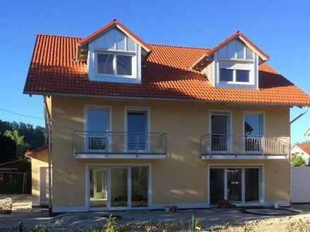 Zentral, in ruhiger Lage gelegene Doppelhaushälfte in Wolfratshausen
