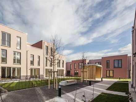 Platz für die ganze Familie: modernes Reihenmittelhaus im urbanen Grün!