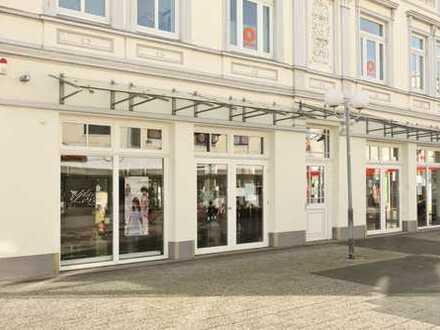 TT Immobilien bietet Ihnen: Büroetage / Praxis- oder Gewerbefläche in der Fußgängerzone von Wi