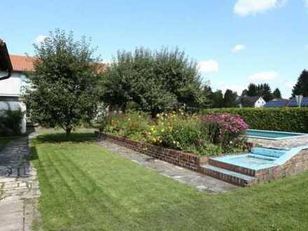 Großzügige Erdgeschoßwohnung mit Gartennutzung und Pool!