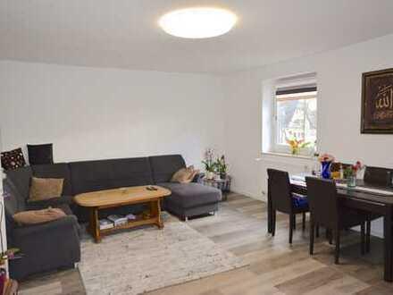 Zentral in Königstein: 3-Zimmer-Wohnung mit Balkon