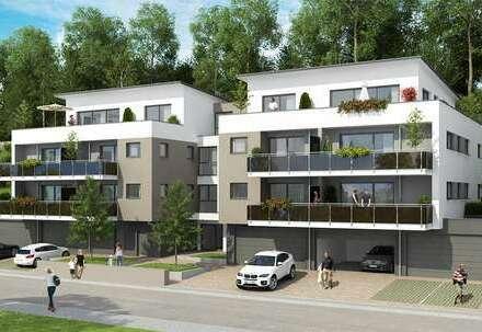 WOHNGLÜCK AUF 140 m² - Penthouse mit 4,5 Zimmer