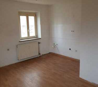 Freundliche, vollständig renovierte 1-Zimmer-Wohnung zur Miete in Günzburg (Kreis)