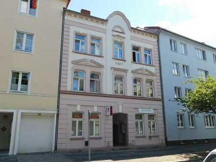 RESERVIERT!!!  Gepflegtes Stadthaus im Zentrum von Wittenberge