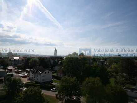 Tolle 3-Zi.Wohnung mit Panoramablick in Dietmannsried