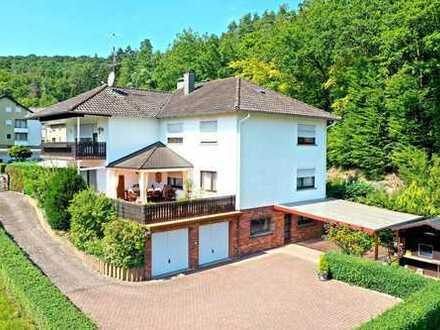 Repräsentative 2-Familien Villa in Bad Soden-Salmünster