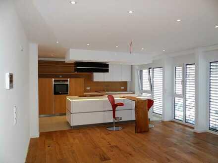 Smartes Wohnen in einer mondänen, hochwertig ausgestatteten Traumwohnung mit Stil und Charakter!