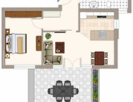 Projektierte seniorengerechte Single - Wohnung in Hagen - Emst!