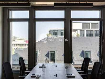 Dein neues all-inclusive Co-Office auf einer abschließbaren Fläche