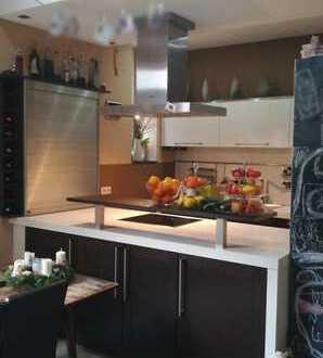 5-Zimmer-Maisonette-Wohnung in Innenstadt Mannheim mit großzügiger Terasse im Innenhof