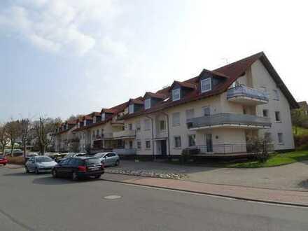 DG- Wohnung in ruhiger Wohnlage