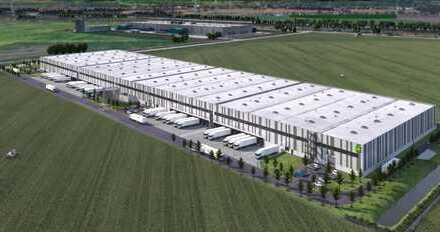 Star Park: 40.000 qm Logistikimmobilie ab 2020