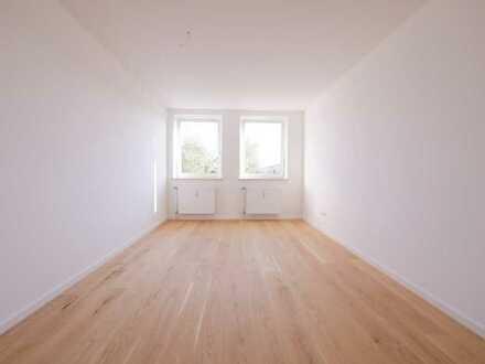 Sofort frei | Komplett renovierte 3 Zi. Wohnung mit Weitblick in ruhiger Lage