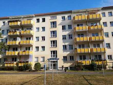 Kapitalanlage Zweiraumwohnung mit Balkon und Stellplatz