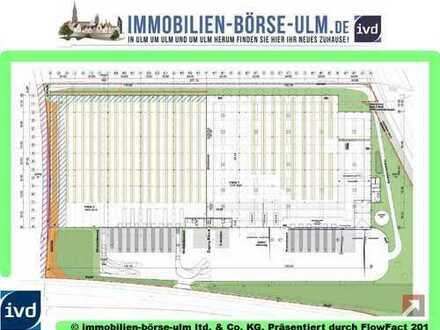 - PROVISIONSFREI -! Logistikanlage angrenzend an der A7. 6.000 m² Lagerfläche.