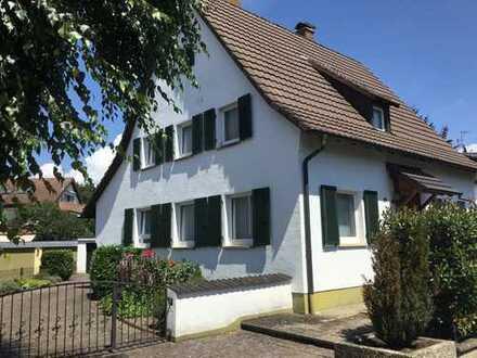 Freistehendes Einfamilienhaus in Weil am Rhein/OT Märkt