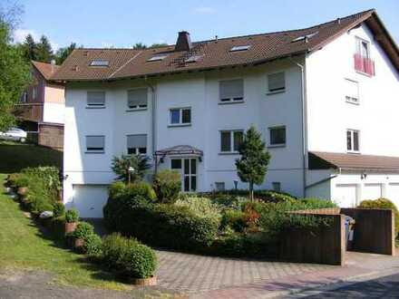 2-Zimmer Dachgeschosswohnung in Brachttal