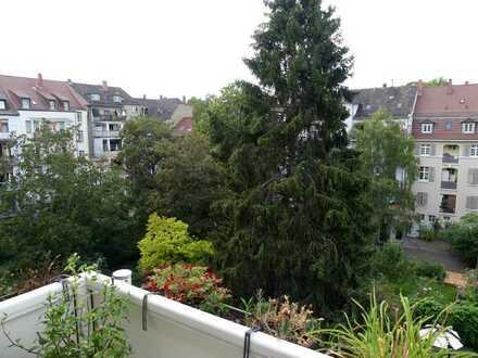 Helle Maisonette-Wohnung in LU-Süd, Nähe Bayernplatz