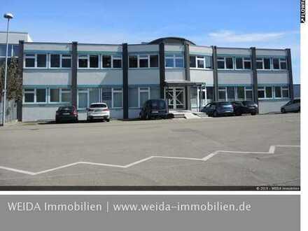 """""""Attraktive und helle Büroflächen"""" mit 2 PKW-Stellplätze in Waiblingen im """"Gewerbegebiet Eisental""""!"""