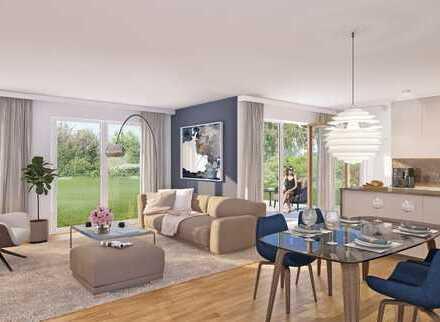Villa Jakob - Ein neues Zuhause für Ihre Familie! 4-Zimmer-Wohnung mit Balkon in idealer Lage