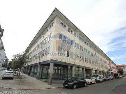 Büro-, Praxis oder Ladenfläche in Gera-Untermhaus im Karree des Penta-Hotel. Laden 4