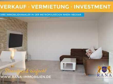 Wohnen oder wohnen lassen ·Modernisierte 2 ZKBB in Viernheim ·Investment oder Eigennutz