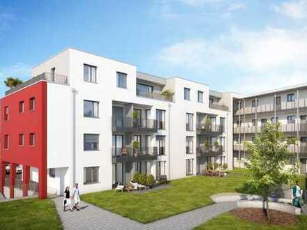 AstoriaCarré Walldorf - Genau die richtige Wohnungsgröße. Kapitalanlage oder Eigennutzung!