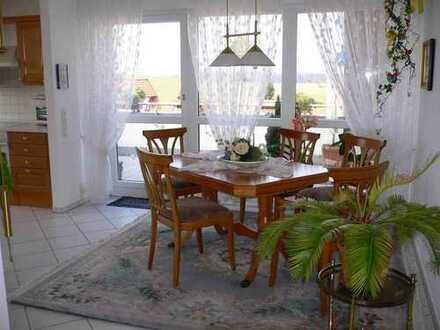 Maisonettewohnung mit Panoramablick