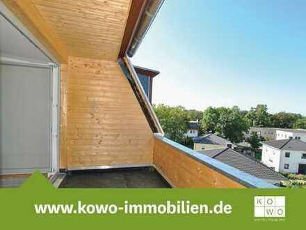Erstbezug nach Sanierung: 4,5-Raum-Wohnung mit Parkett und Dachterrasse in Dölitz-Dösen