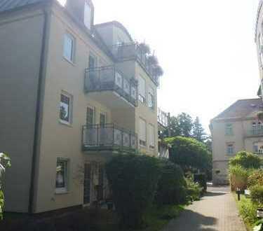 Ruhige und doch zentral gelegene schicke 3 Zimmer Wohnung in Laubegast