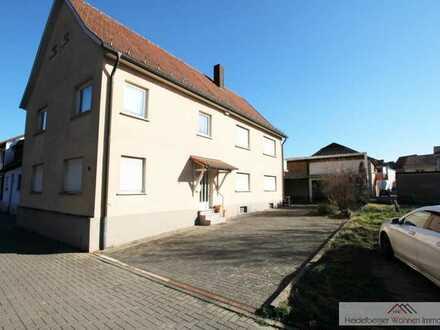 1-3 Familienhaus, 182qm Wohnfläche in zentraler Lage in Dielheim zu verkaufen