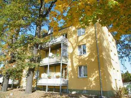 Ruhige 2-Zimmer-Wohnung mit Balkon in Neuruppin