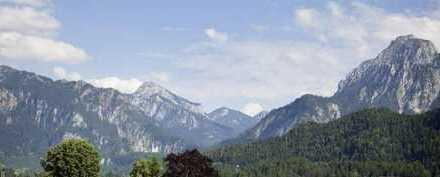 Traumhafte Aussicht! Exklusive Penthouse mit Terrasse! Berg- und Schlossblick Neuschwanstein