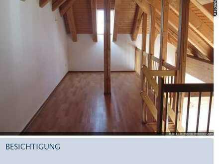 Wohnung mit Balkon und Dachterrasse
