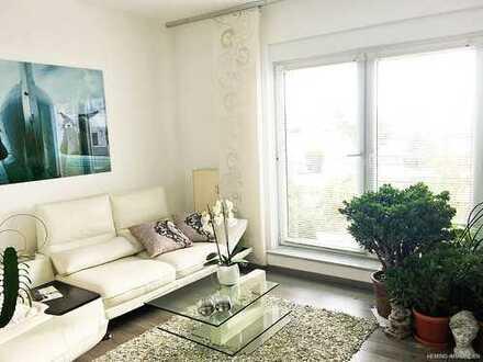 HEMING-IMMOBILIEN - Schicke Single-Wohnung – lichtdurchflutet und ruhig
