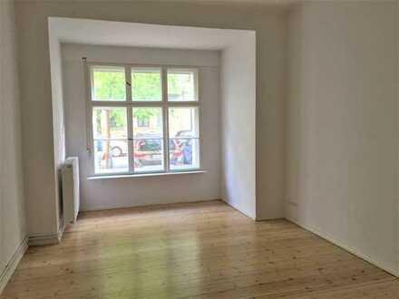 P.-Berg: Helmholtzplatz, perfekt für Praxis/Büro, Altbau, Dielen,hohe Decken, EG, keine Apartments!