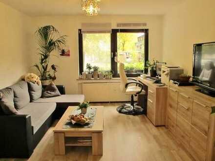 Helle Wohnung in Bottrop-Eigen