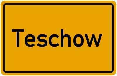 *Baugrundstück - Wohnen in 18233 Teschow*